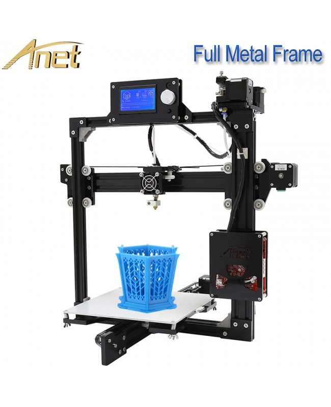 Anet Full Metal A2 3D Printer DIY Kit