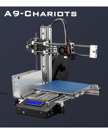 Maxmicron 3D A9 Chariots 3D Printer Kit
