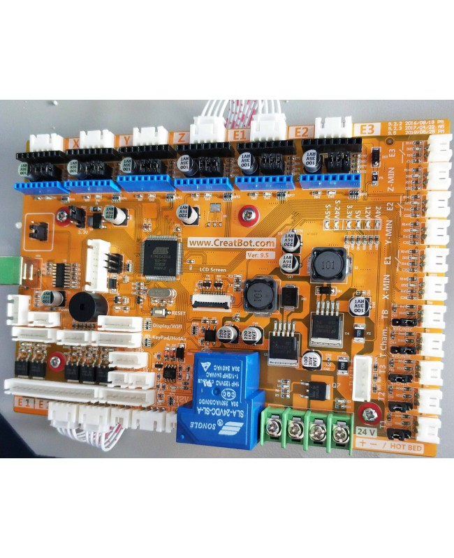 CreatBot Mainboard for CreatBot F430/D600 PRO/DX/DE Series