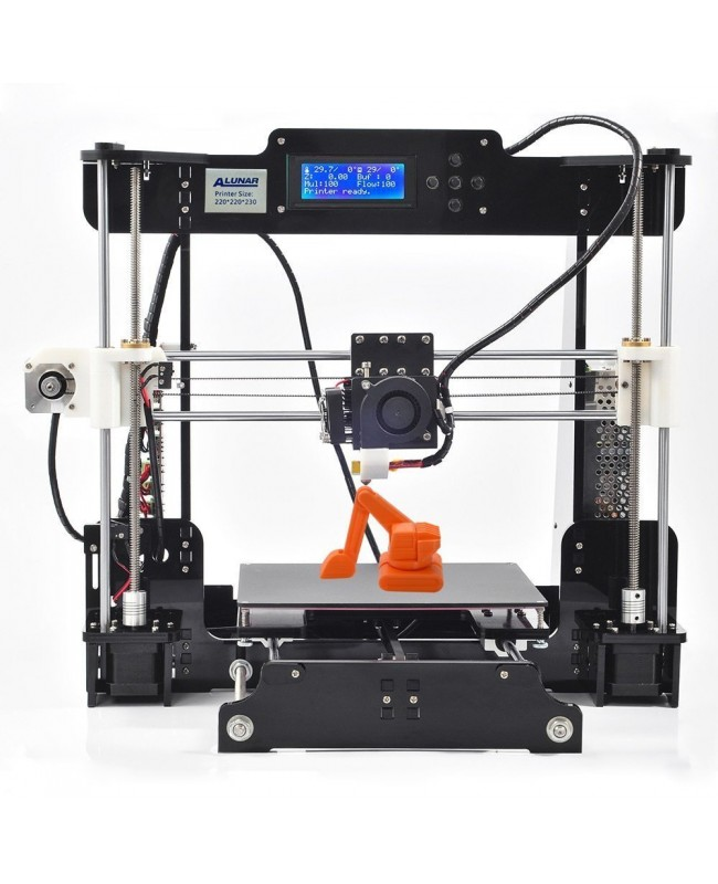 Alunar M505 Prusa i3 3D Printer Kit (DIY)