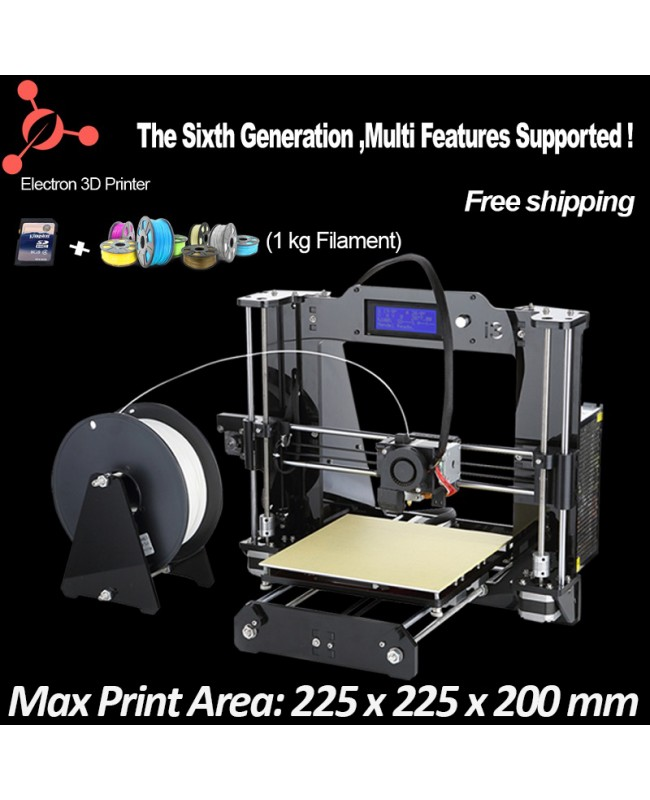 Migbot Prusa i3 Auto leveling 3D Printer Kit