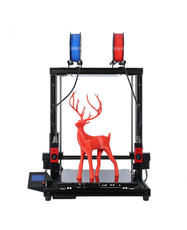 Formbot T-Rex 2+ Independent Dual Extruder Large 3D Printer