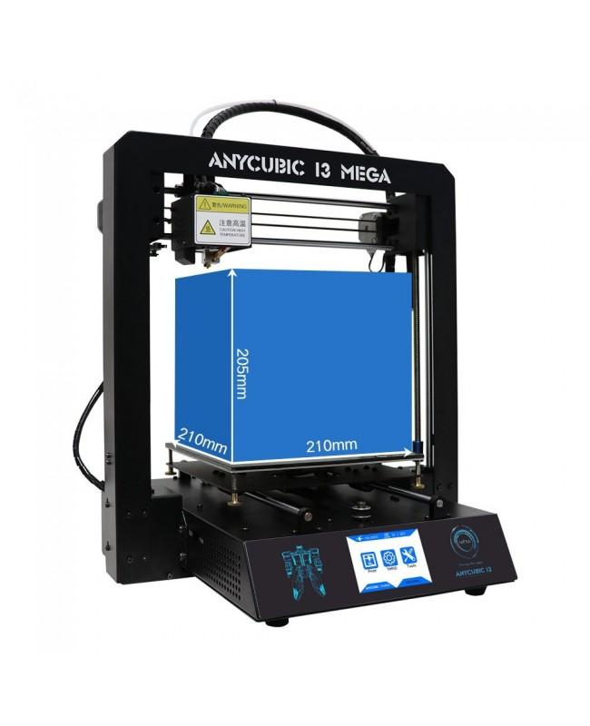 Anycubic i3 Mega Ultrabase 3D Printer