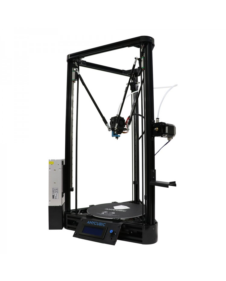 Anycubic Auto leveling Kossel Delta DIY 3D Printer