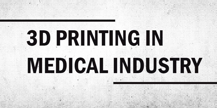 3D Printed Human Body Parts