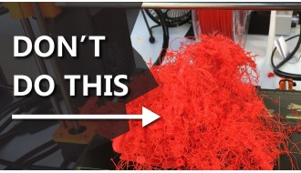 5 Popular Mistakes Which Could Ruin Your 3D Printing Model