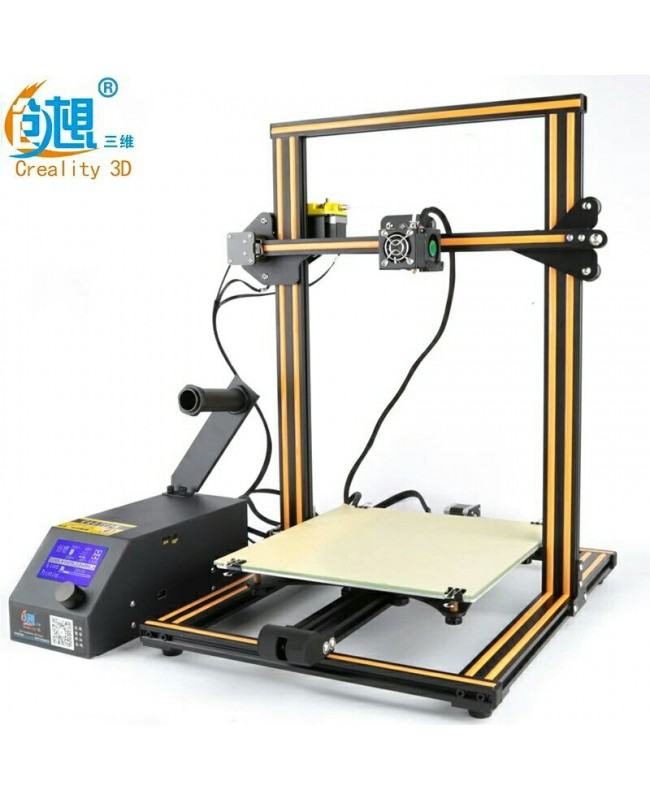 Creality CR-10 Semi DIY 3D Printer Kit