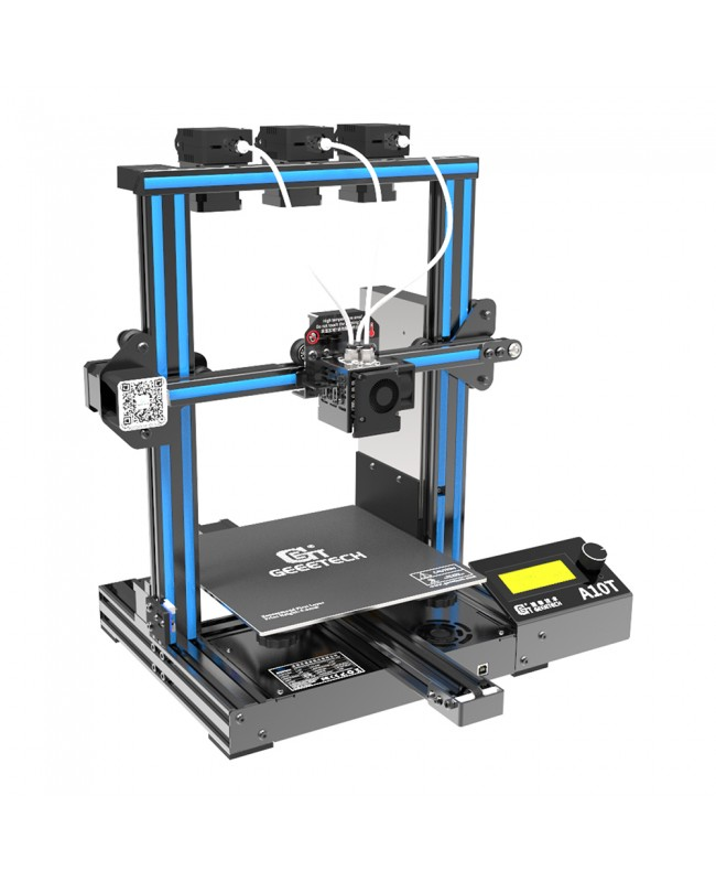 Geeetech A10T 3 in 1 out 3D Printer