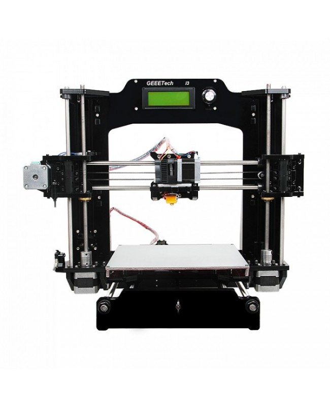 Geeetech Prusa I3 X High Print Speed DIY 3D Printer