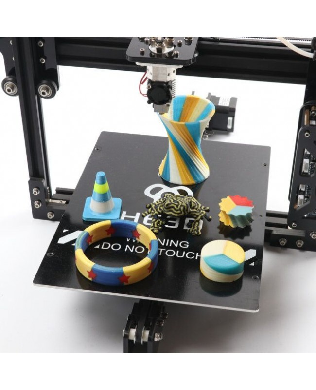 HE3D Ei3 Triple Head 3D Printer Kit