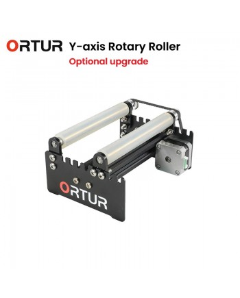 Y axis Rotary Roller for Ortur Laser Master 2