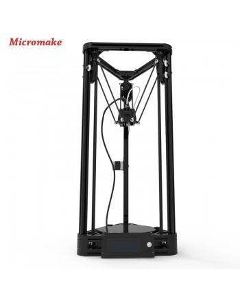 Micromake DIY Kossel Delta Auto leveling 3D Printer Kit
