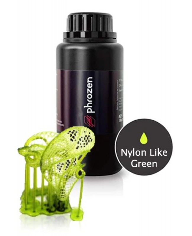 Phrozen Nylon Like Green