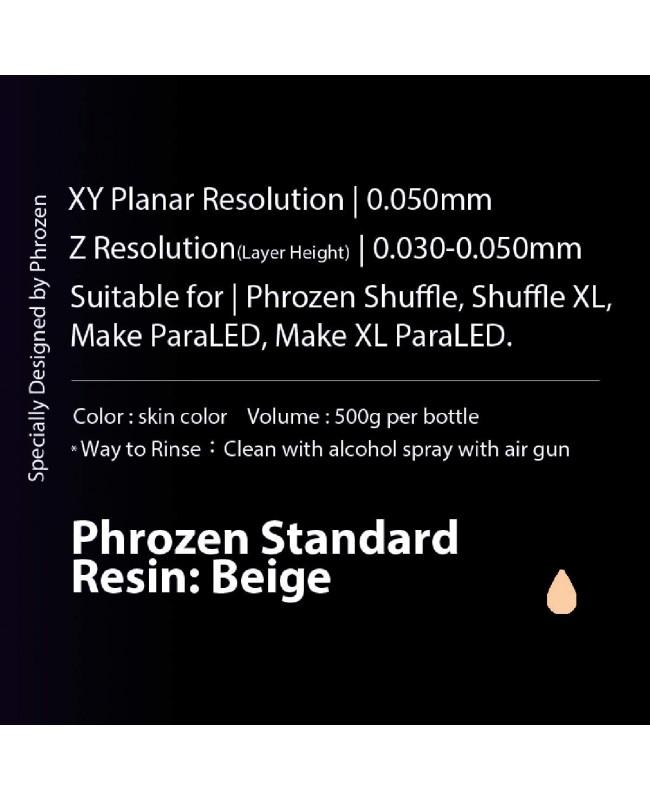 Phrozen Standard Resin Beige, 500g