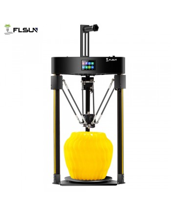 FLSUN(Q5) QQ Mini Delta 3D Printer