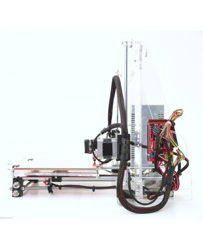 RepRap Guru DIY Prusa i3 V2 3D Printer Kit