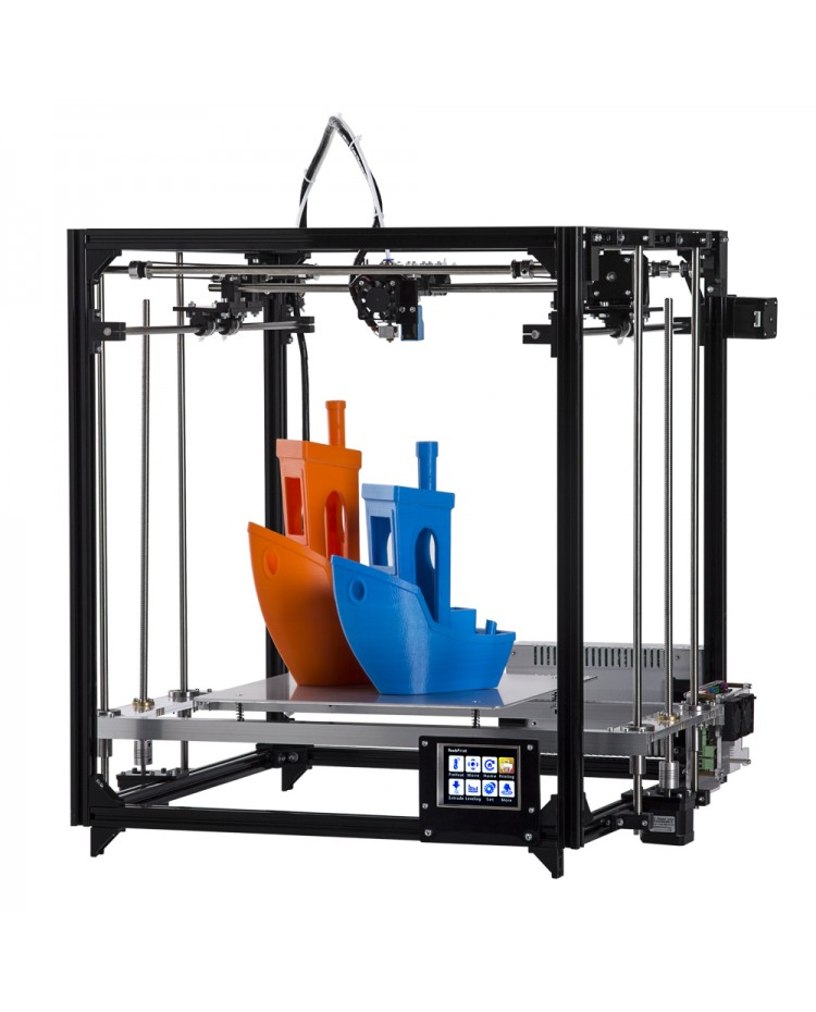 Flsun-F1 Large Cube 3d printer 260*260*350mm Printing Size Auto-leveling System