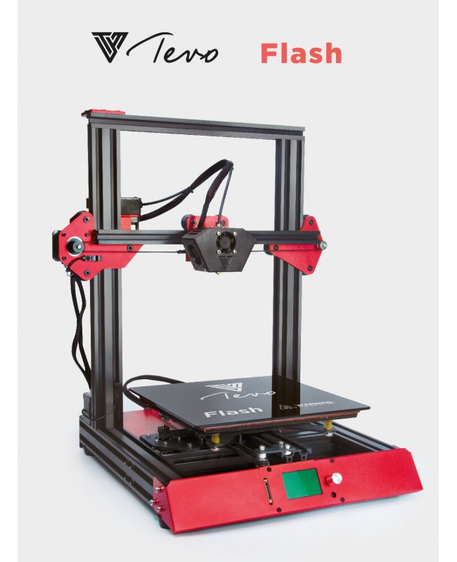 Tevo 3D Flash Aluminum Extrusion 3D Printer