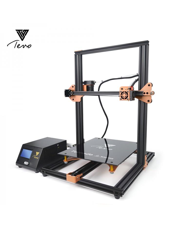 tevo tornado 3d printer gold edition tevo