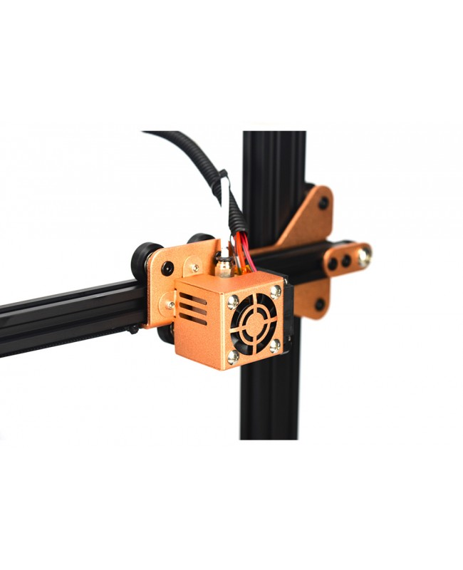 Tevo Tornado 3D Printer, Gold MKS GEN L Edition