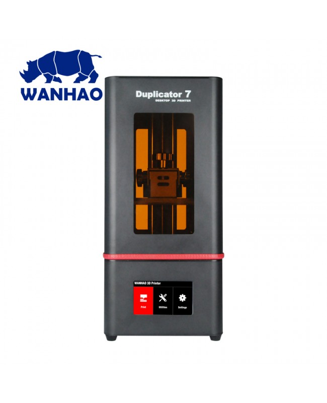 Wanhao Duplicator 7 Plus  Resin 3D Printer- GEN 2