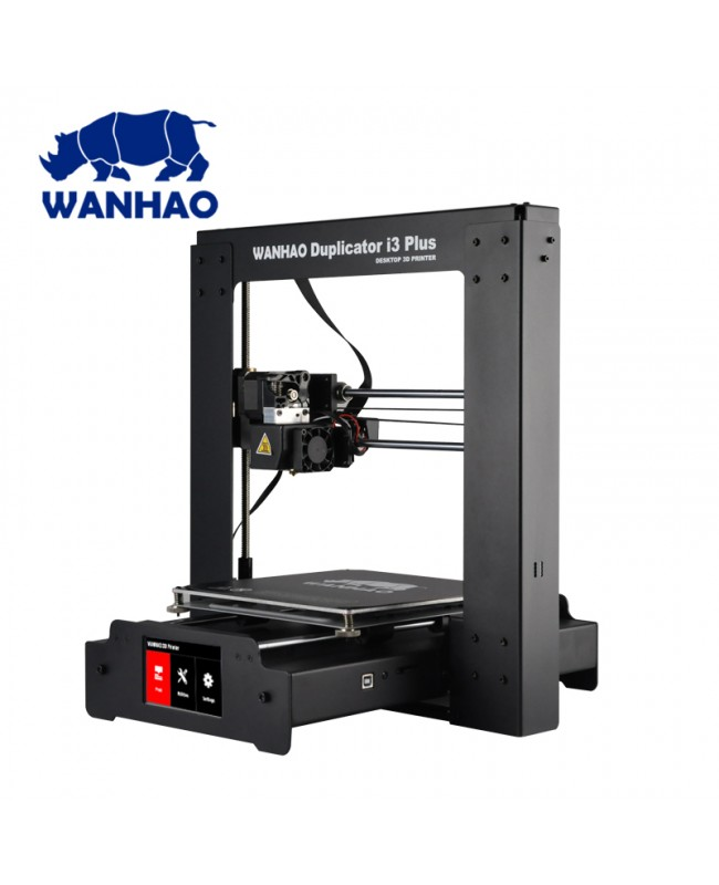 Wanhao Duplicator i3 Plus V2.0 3D Printer - Mark II