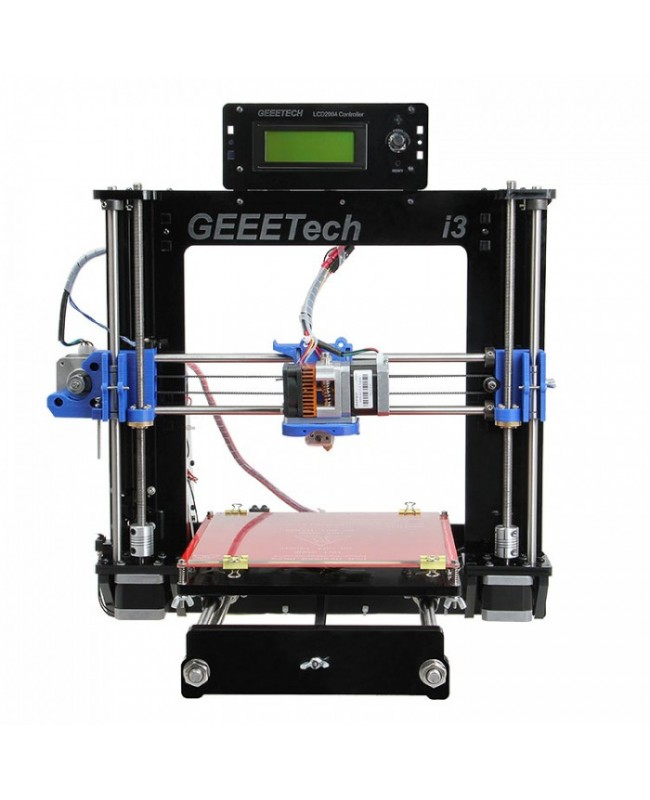 Prusa i3 Pro 3D Printer DIY Kit - Free Shipping