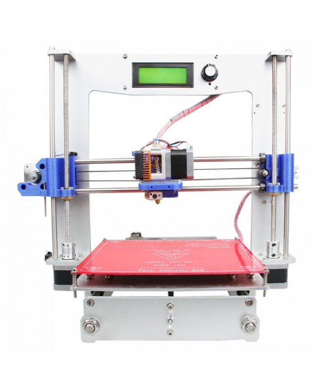 Geeetech  Aluminum Prusa I3 3D Printer kit - Free Shipping