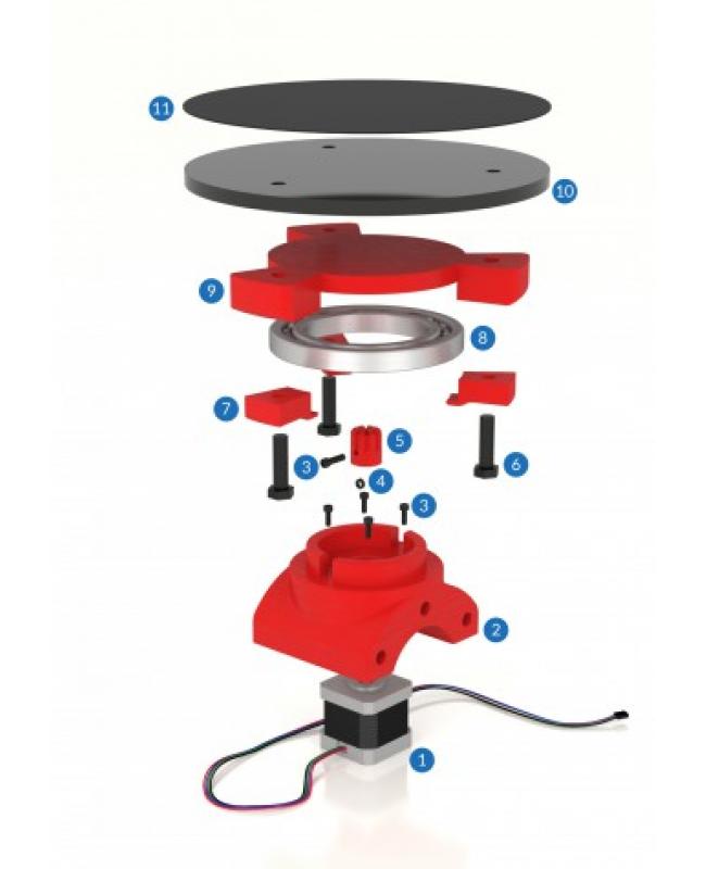 HE3D Ciclop DIY 3D Scanner